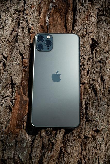 iPhone lent