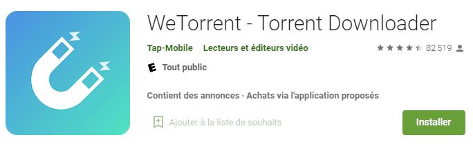 WeTorrent