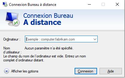 Meilleur logiciel de bureau à distance gratuit Windows 10