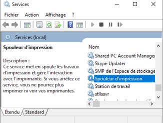 Windows 10 Services inutiles que vous pouvez désactiver en toute sécurité