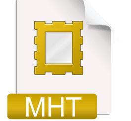 Fichier MHT : Qu'est-ce qu'un fichier MHT et comment l'ouvrir