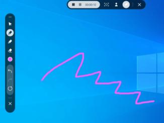 Samsung Screen Recorder : Comment l'utiliser sur Windows 10