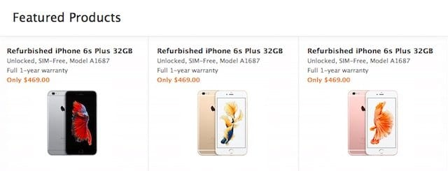Vérifiez si l'iPhone est neuf ou remis à neuf