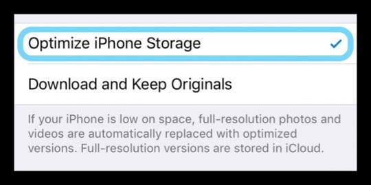 Libérez du stockage iPhone avec les outils iOS, les recommandations et iCloud