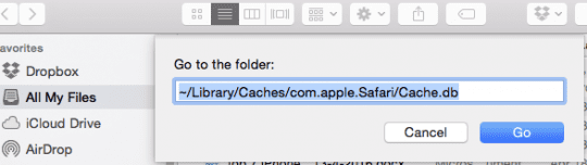 Les images Safari ne s'affichent pas, comment faire