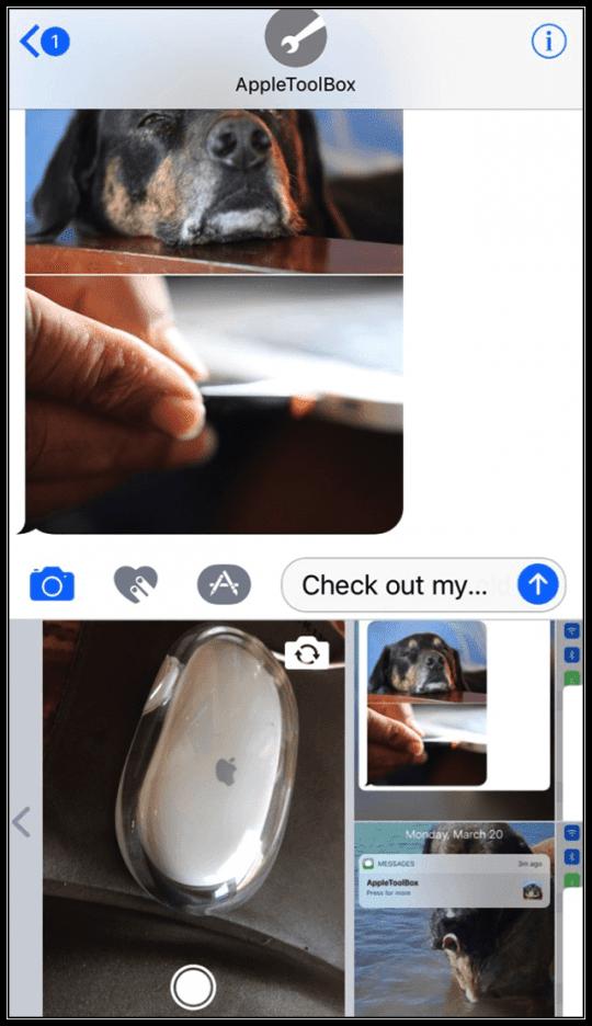 Comment enregistrer vos images iMessage en tant que photos sur votre iPhone
