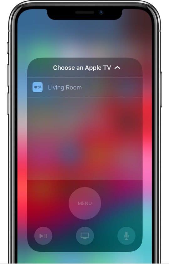 Comment contrôler Apple TV sans la télécommande
