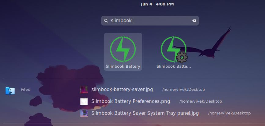 installer Slimbook