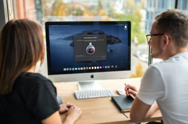 Comment télécharger MacOS Catalina sans l'App Store