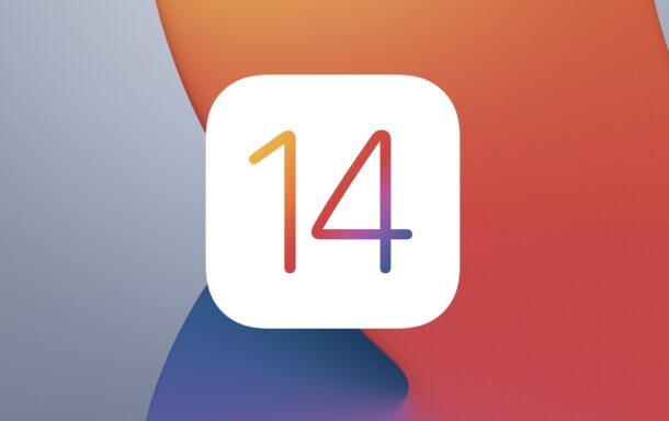 Mises à jour iOS 14