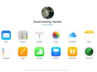 Comment définir une nouvelle image de profil Apple ID à l'aide d'iCloud