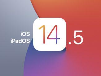 Mise à jour iOS 14.5 et iPadOS 14.5 publiée, téléchargez maintenant