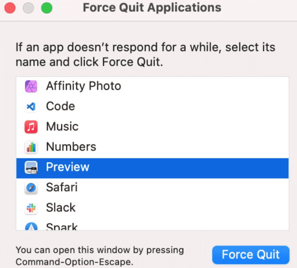 macOS-force-quitter-les applications