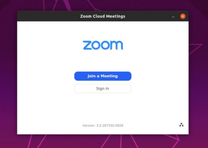 Zoom sur les applications de visioconférence sous Linux